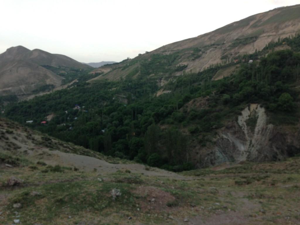روستای کلوان