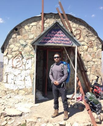 پناهگاه قله دارآباد