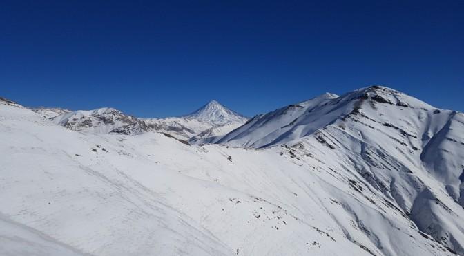 قله سرسیاهغار۱ (سیاهچال۱)، ۱۷ دی ۹۵
