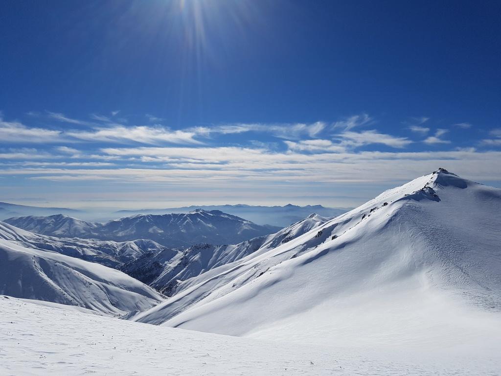 نمای قله پرسون از فراز پرسون2