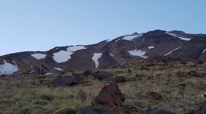 صعود یک روزه قله دماوند از جبهه جنوبی، ۵ مرداد ۹۶