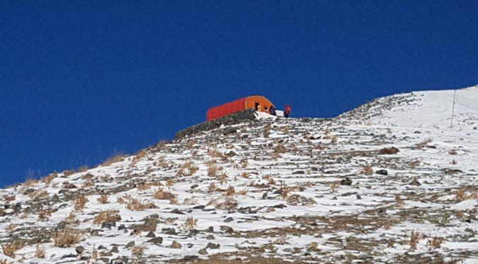 قله کهار، ۲۹ دی ۹۶