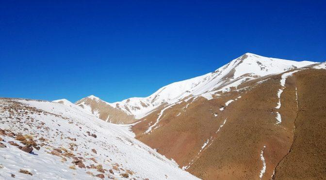 قله زرینکوه، ۲۲ آذر ۹۷