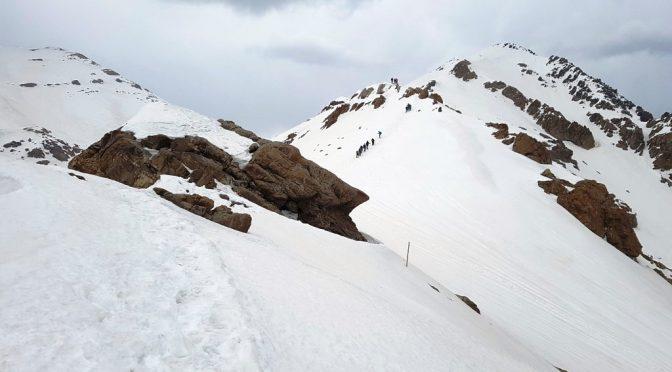 قله کلکچال، ۲۹ فروردین ۹۸