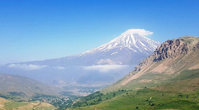 قله پاشوره، ۳۰ خرداد ۹۸